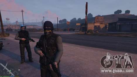 GTA 5 Heist Project 0.4.32.678 second screenshot