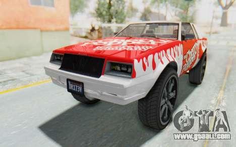 GTA 5 Willard Faction Custom Donk v2 IVF for GTA San Andreas engine