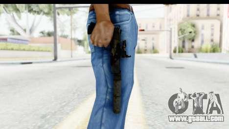 FarCry 3 - Colt 1911 Silenced for GTA San Andreas