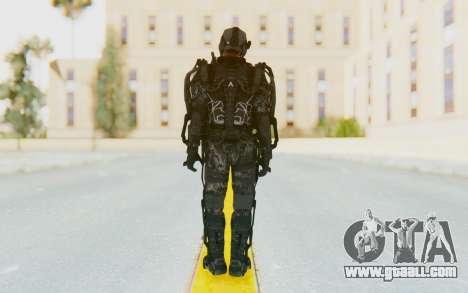 CoD Advanced Warfare ATLAS Soldier 2 for GTA San Andreas third screenshot