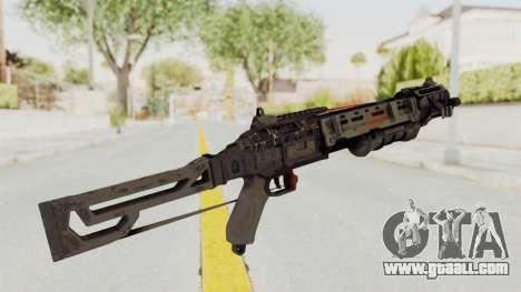 Black Ops 3 - KRM-262 for GTA San Andreas second screenshot