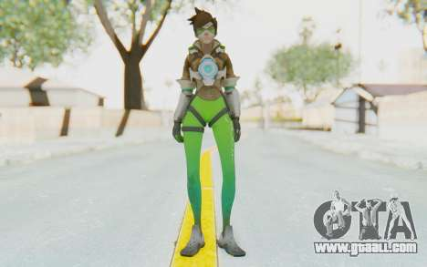 Overwatch - Tracer v3 for GTA San Andreas second screenshot