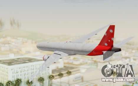 Boeing 777-300ER Virgin Australia v1 for GTA San Andreas right view
