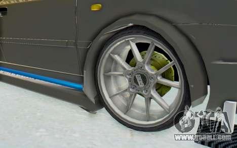 Ikco Soren Full Sport for GTA San Andreas back view