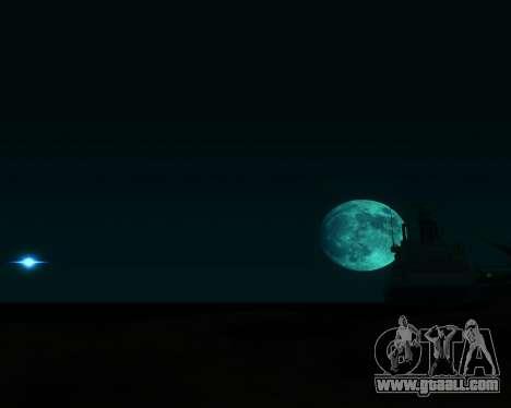 Realistic ENB for medium PC V. 1 for GTA San Andreas second screenshot