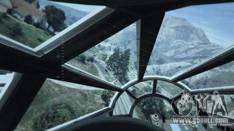 GTA 5 Star Wars Millenium Falcon 5.0 eighth screenshot