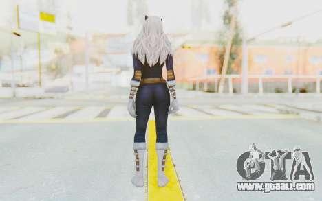 Marvel Future Fight - Black Cat (Claws) for GTA San Andreas third screenshot