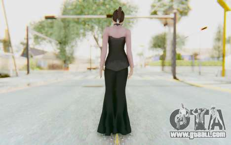 Linda Meilinda Kebaya Dark for GTA San Andreas third screenshot