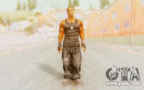 Def Jam Fight For New York - Busta Rhymes for GTA San Andreas second screenshot