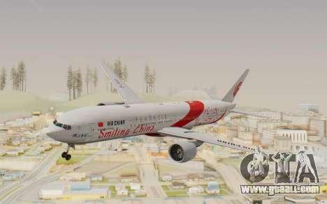 Boeing 777-300ER China Air for GTA San Andreas