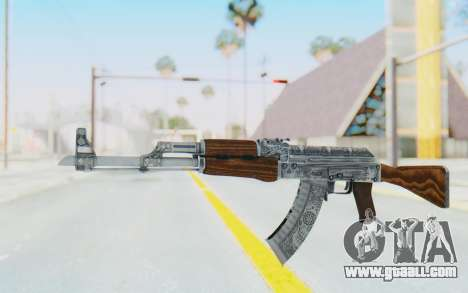 CS:GO - AK-47 Cartel for GTA San Andreas