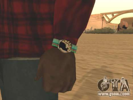 Watch Cat for GTA San Andreas