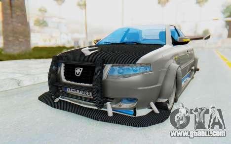 Ikco Soren Full Sport for GTA San Andreas