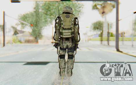 CoD AW US Marine Assault v4 Head D for GTA San Andreas third screenshot