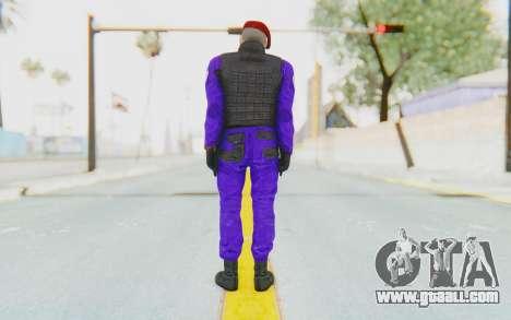 Bahrain Officer for GTA San Andreas third screenshot