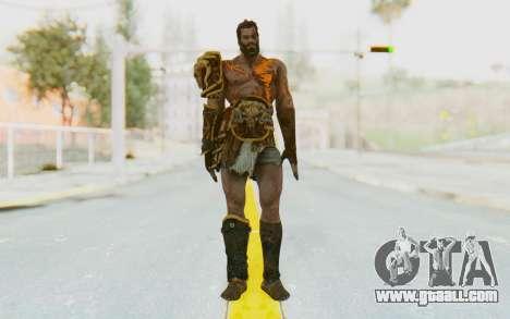 Deimos v1 for GTA San Andreas second screenshot