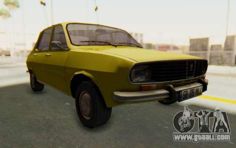 Dacia 1300 Stock for GTA San Andreas right view