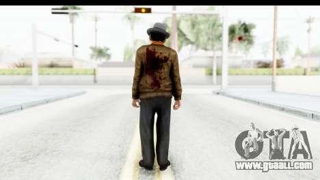 Mafia 2 - Marty Dead for GTA San Andreas third screenshot