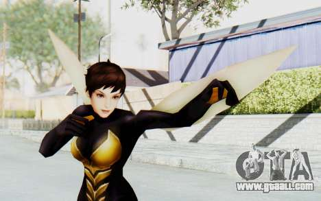 Marvel Future Fight - Wasp for GTA San Andreas