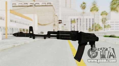 AK-74M v2 for GTA San Andreas second screenshot