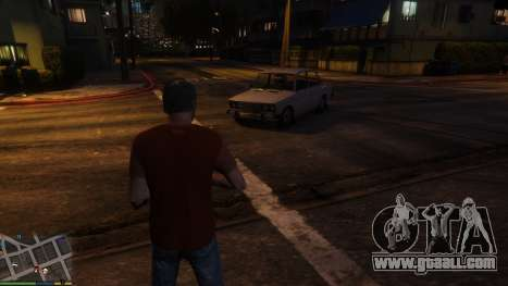 GTA 5 Change personal transport characters third screenshot