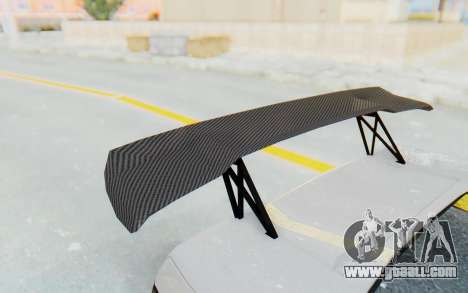 GTA 5 Futo Drift for GTA San Andreas inner view