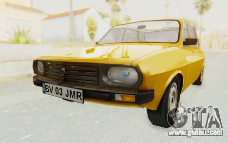 Dacia 1310 for GTA San Andreas