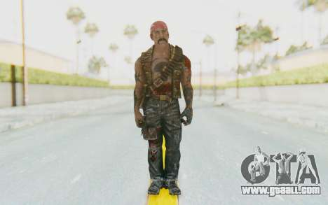 CoD BO DLC Danny Trejo for GTA San Andreas second screenshot