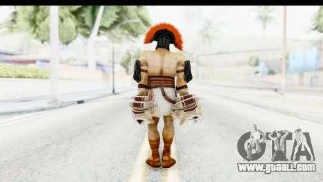 God of War 3 - Hercules v2 for GTA San Andreas third screenshot