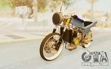 Kawasaki Ninja 150S Thailock for GTA San Andreas