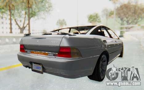GTA 5 Imponte DF8-90 IVF for GTA San Andreas back left view