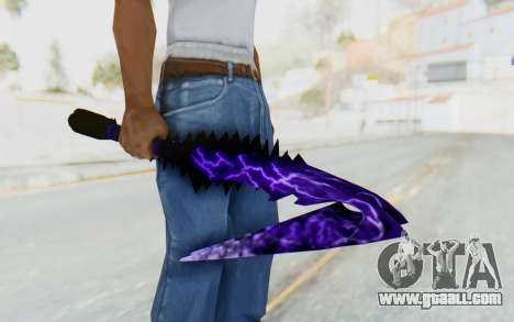 Hades Claw for GTA San Andreas third screenshot