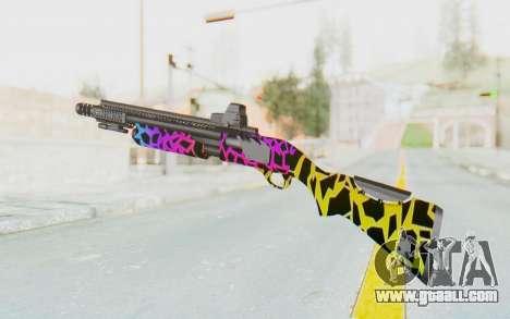 Escopeta for GTA San Andreas third screenshot