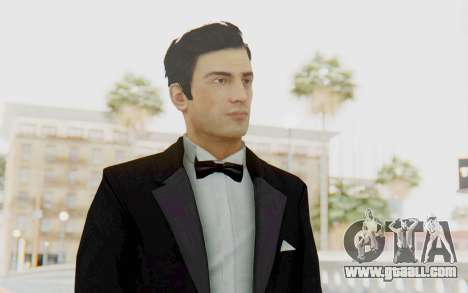 Mafia 2 - Vito Scaletta Tuxedo for GTA San Andreas