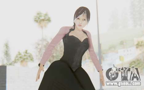 Linda Meilinda Kebaya Dark for GTA San Andreas