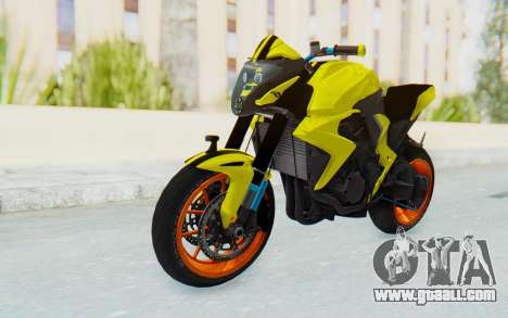 Honda CB1000R for GTA San Andreas