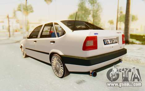 Fiat Tempra Special TR for GTA San Andreas right view