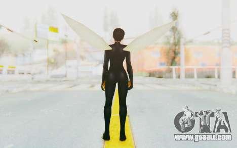 Marvel Future Fight - Wasp for GTA San Andreas third screenshot