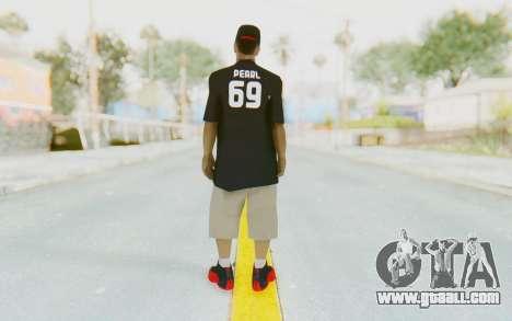 Ballas3 Skin for GTA San Andreas third screenshot