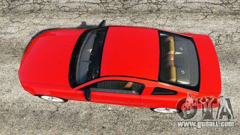 Ford Mustang GT 2005 for GTA 5