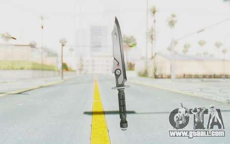 Seulbi Weapon for GTA San Andreas second screenshot