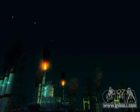 Realistic ENB for medium PC V. 1 for GTA San Andreas eighth screenshot