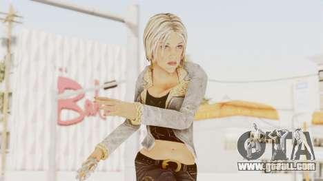 CrimeCraft - Russian Mafia Woman for GTA San Andreas