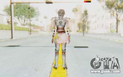 Dynasty Warriors 8: Xtreme Legends - Lu Lingqi 2 for GTA San Andreas third screenshot