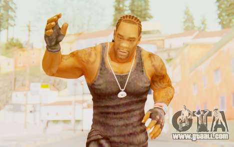 Def Jam Fight For New York - Busta Rhymes for GTA San Andreas