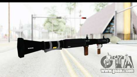 GTA 5 Shrewsbury Rocketlauncher for GTA San Andreas second screenshot