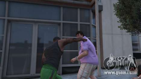 GTA 5 Knockout