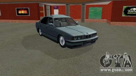 BMW 535i Gang for GTA San Andreas