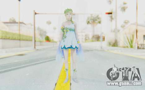 Warriors Orochi 3 Yuanji Awakened DLC for GTA San Andreas second screenshot