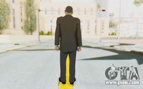 Barack Obama Skin for GTA San Andreas third screenshot